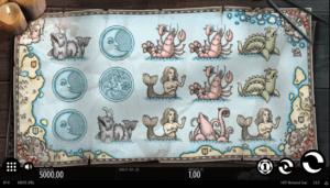 1429 Uncharted Sea spilleautomat beste spilleautomater på nett