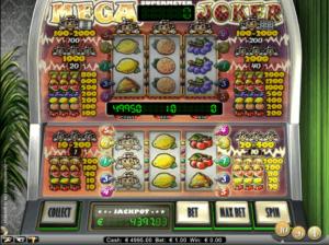 mega joker spilleautomat topp 10 spilleautomater på nett